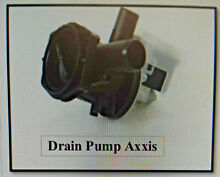 00144489  144489 Bosch Washing Machine Pump Drain Axxis