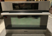 MIELE H4082BM 24  Household Microwave Convection Oven