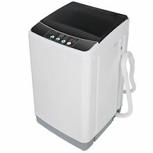 Washing Machine Compact Portable Full automatic Powerful Washer Shock absorption