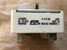 SET OF 2 3148951 WHIRLPOOL STOVE OVEN SURFACE ELEMENT SWITCH FREE SHIPPING  210