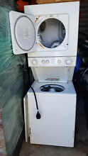 Whirlpool Heavy Duty Thin Twin Washer Dryer Apartment Combo LTE5243DQ6 FL PICKUP