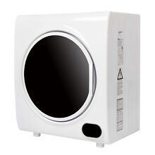 Compact Dryer Clothes Portable Electric Small Front Loading Laundry Machine USA