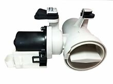 Washer Drain Pump Motor For Whirlpool Duet WFW8300SW02 Maytag Ep