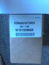 W10192966r whirlpool company top load washer control board remanufactured