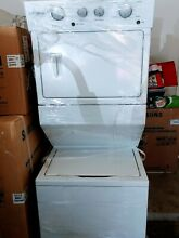 Whirlpool 27  Stackable Washer and Dryer Brand New Never Used