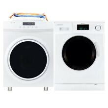 BRAND NEW  Washer Dryer Set  Stackable  Perfect for Apartments    Small Spaces