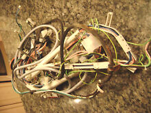 Maytag Front Load Washing Machine Washer Complete Wire Harness MHWE450WW00
