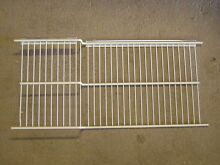 FRIGIDAIRE REFRIGERATOR WHITE FREEZER WIRE SHELF PART   3019033
