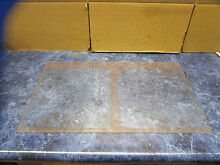 KENMORE REFRIGERATOR GLASS SHELF PART  2164376