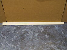 WHIRLPOOL REFRIGERATOR DOOR SHELF TRIM 22 1 2  PART   2190746