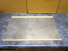 GE REFRIGERATOR SHELF GLASS PART  WR32X929