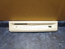 GE DISHWASHER CONTROL PANEL PART  WD34X10970