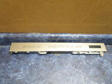KITCHENAID DISHWASHER CONTROL PANEL PART  W10500164