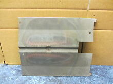 KENMORE OVEN BAFFLE  WITH OUT BURNER PART  3131284