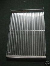 GE REFRIGERATOR SHELF W  COVER PART  WR71X1314 WR32X604