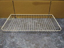 WHITE WESTINGHOUSE REFRIGERATOR SLIDING BASKET PART   5303206610