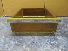 HOTPOINT REFRIGERATOR MEAT PAN PART   WR32X5189