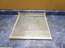 GE REFRIGERATOR GLASS SHELF PART  WR71X1937