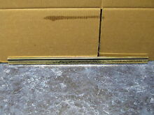 WHIRLPOOL REFRIGERATOR DOOR SHELF TRIM 27  PART   986542