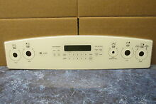 GE RANGE CONTROL PANEL PART   WB29T10036