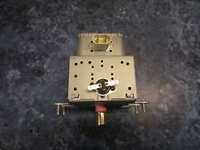 GE MICROWAVE MAGNETRON PART  WB27X10852