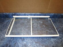GE REFRIGERATOR SNACK PAN SHELF PART  WR71X10845