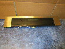 ELECTROLUX WALL OVEN CONTROL PART  316434700 318244813