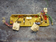 GE WASHER CONTROL BOARD TIMER W SWITCHES PART   3966207 3966208 3970628