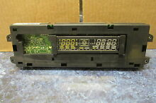 GE RANGE OVEN CONTROL BOARD PART   WB27T10404