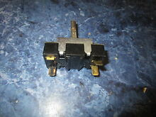 GE DRYER ROTARY SWITCH PART  WE4X493