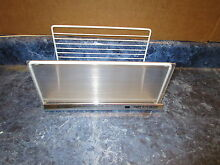 KENMORE REFRIGERATOR SHELF WITH COVER PART  10573102 12332702