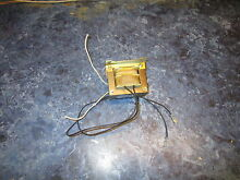 FISHER PAYKEL RANGE TRANSFORMER PART  546529