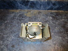 KENMORE WASHER TIMER PART  661549