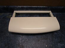 GE REFRIGERATOR FRONT COVER PART  WR32X10146 WR32X10153