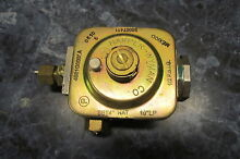 WHIRLPOOL RANGE GAS REGULATOR PART   98007411