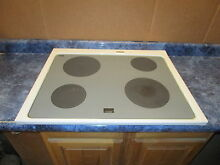 MAYTAG RANGE COOKTOP PART  74001184