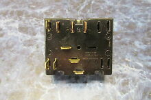 HOTPOINT RANGE SELECTOR SWITCH PART   WB24K5