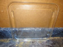 KENMORE MICROWAVE GLASS TRAY PART  501092