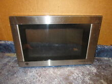 GE MICROWAVE DOOR PART  WB56X10568