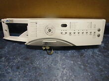 MAYTAG WASHER CONSOLE PART W10163309  8182150