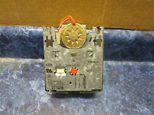 GE WASHER TIMER PART WH12X640