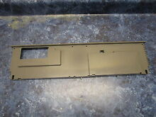 KENMORE DISHWASHER CONTROL PANEL PART W10205856