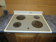 MAYTAG RANGE COOKTOP WHITE PART  5706X35881