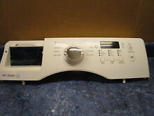 SAMSUNG WASHER CONTROL PANEL PART DC64 02669A DC92 00736C