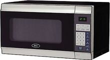 Oster OGT6701 0 7 Cubic Ft Microwave 700Wattsstainless