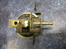 GE WASHER PRESSURE SWITCH PART WH12X834