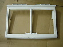 GE REFRIGERATOR CRISPER SHELF PART   WR32X10216