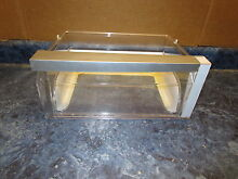 HOTPOINT REFRIGERATOR LEFT CRISPER DRAWER PART  AJP73374603