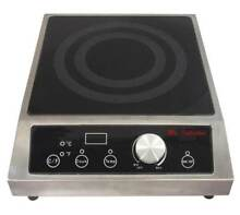 Brand New SPT Sunpentown  SR 341C  3400W Commercial Induction  Countertop