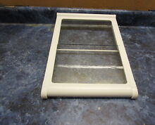KENMORE REFRIGERATOR SLIDE AWAY SHELF PART  AHT72974901